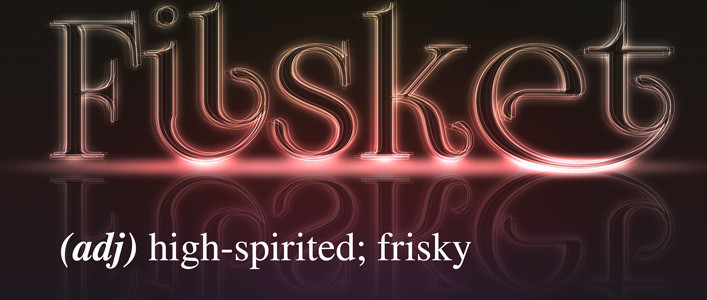 High-spirited, Frisky